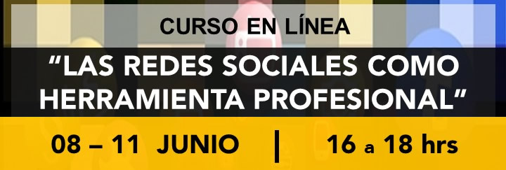 Banner Redes sociales