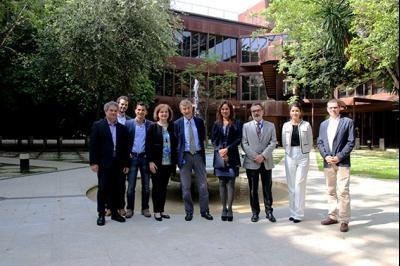 Visita gubernamental de México a la DG JRC Sevilla para explorar vías para una mayor cooperación en Especialización Inteligente