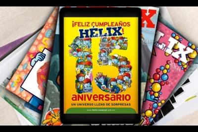Hélix, ciencia a lo grande para la niñez mexicana