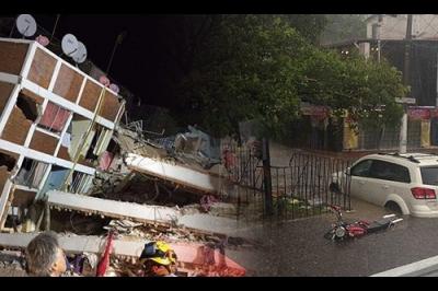 Riesgos y desastres en la Ciudad de México, una perspectiva social