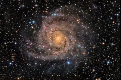 Hablemos de planetas, estrellas, galaxias y el universo