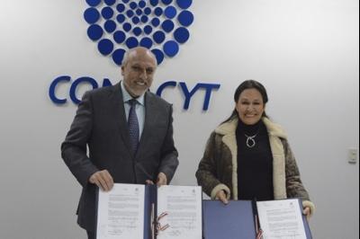 El INBA y Conacyt realizarán actividades en ciencia e innovación
