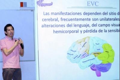 UNAM registra videojuegos para rehabilitar a personas con accidentes cerebrovasculares