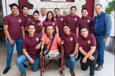 Estudiantes del IPN ganan el Certamen Tikkun Olam Makers